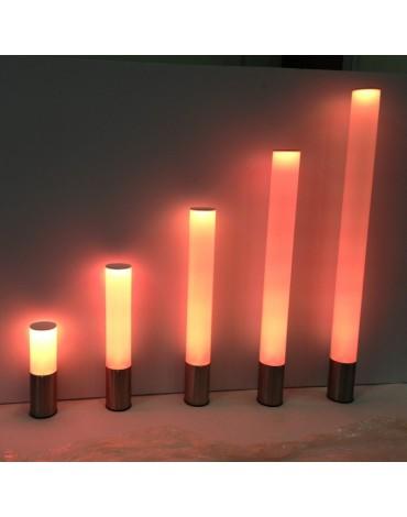 LICIALED (Boite ambre) 7x3w RGB