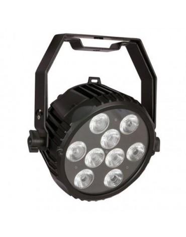 PAR LED 9x12w RGBWA-UV