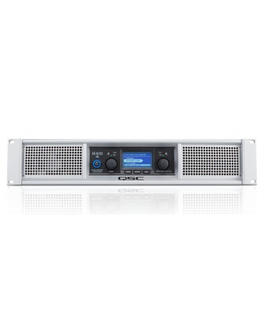QSC GXD4 Amplificateur 2 x 600W / 4 ohms