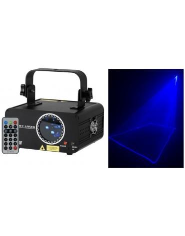 Laser Bleu 500mw DMX 3b