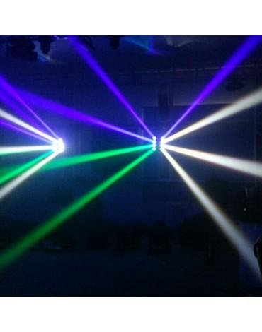 SPIDER LED 8x10w RGBW