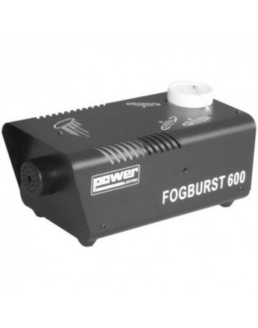 Machine à fumée 600W ECO + Liquide