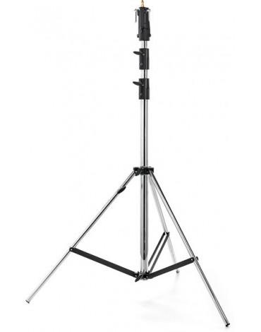 Wind-Up MANFROTTO - chromé - 124 à 315cm