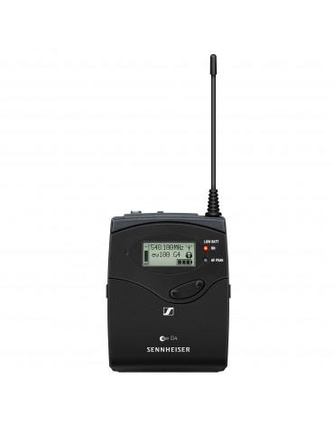 Pocket SK100G4 HF Sennheiser (mini-jack)