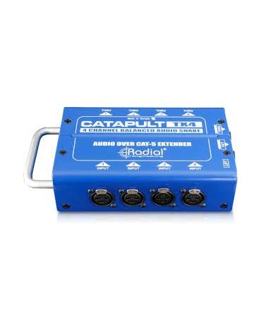 RADIAL Catapult TX4 - Convertisseur audio RJ45