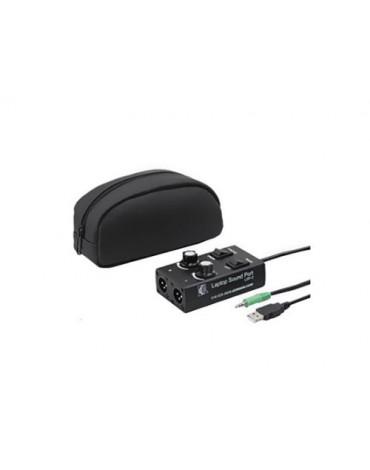 Boitier symétrique DSAN minijack / XLR / USB